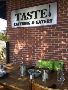 Taste Catering & Eatery in SLO