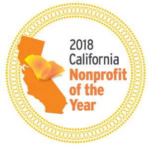 Seal for Non-profit of the Year